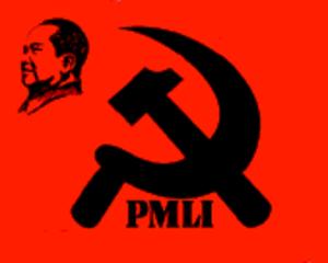 Italian Marxist–Leninist Party - Image: Pmlibanner