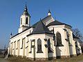 Podlaskie - Szudziałowo - Szudziałowo - Kościół pw. św. Wincentego Ferreriusza 20120317 03.JPG