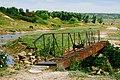 Podul de fier de linga Sinca Mare.jpg