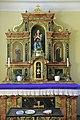 Poertschach Pfarrkirche hl Johannes d T li Seitenaltar Mater dolorosa 12122012 661.jpg