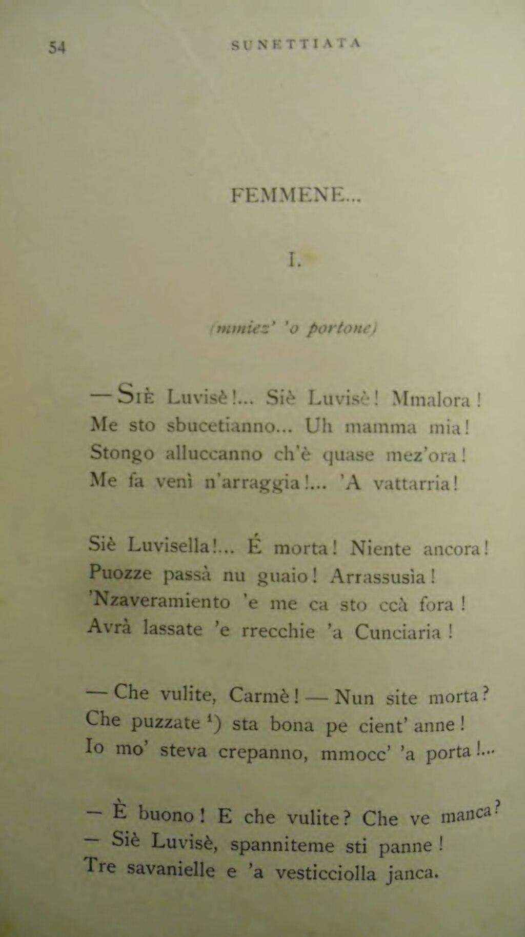 Pagepoesie Napoletane Ferdinando Russodjvu56 Wikisource