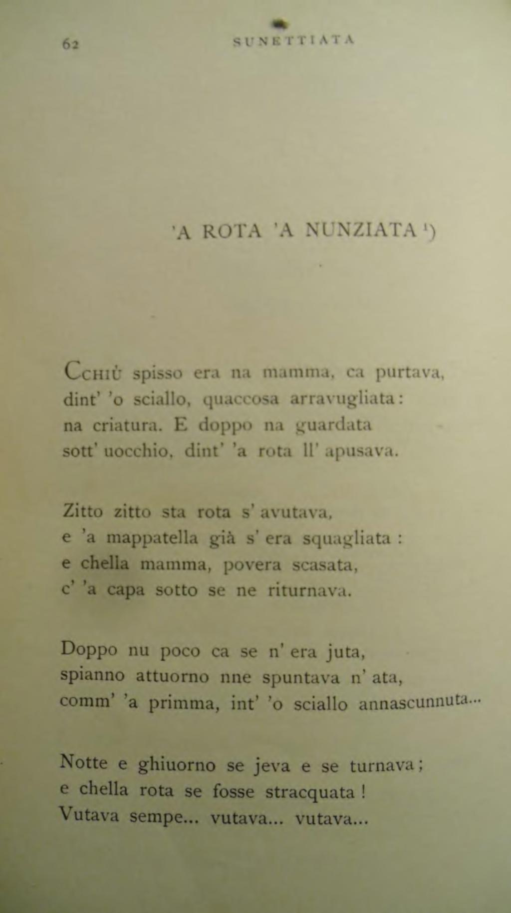 Pagepoesie Napoletane Ferdinando Russodjvu64 Wikisource