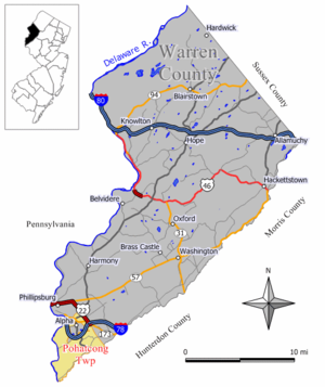 Pohatcong Township, New Jersey - Image: Pohatcong twp nj