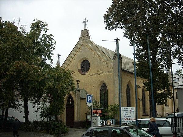 Jan And Jędrzej śniadecki Street In Bydgoszcz Wikivisually