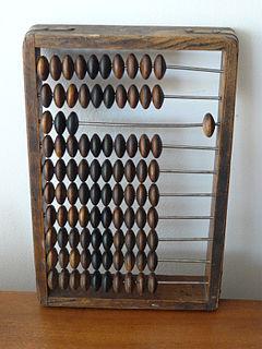 Polish abacus - Liczydło