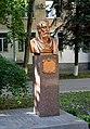 Poltava Shevcheka Str. Bust of Hyppokrat (YDS 7305).jpg