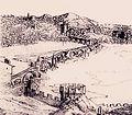 Pont Saint Bénézet par le père Martelange XVIIe.jpg
