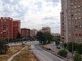 Pont de Xirivella. Inici de l'avinguda del Cid 4.JPG