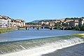 Ponte alla Carraia - Florence, Italy - June 15, 2013 01.jpg