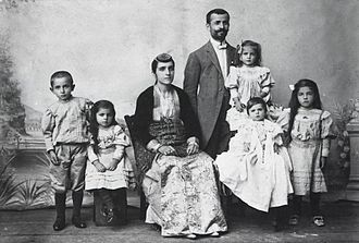Pontic Greeks - Pontic Greek families of the early 20th century