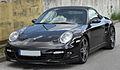Porsche 911 Turbo Cabriolet (997) front 20100905.jpg