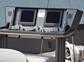 Furuno - Image: Port of Barcelona Esence (ship, 2006) 05