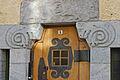 Porte dentrée dImmeuble du quartier Katajanokka (Helsinki) (2770516573).jpg