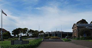 Shire of Glenelg Local government area in Victoria, Australia