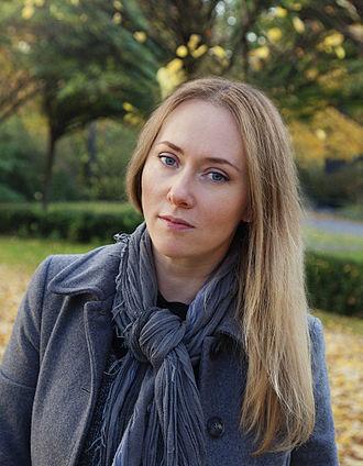 Katerina Belkina - Image: Portrait 2015 okt 3 rgb