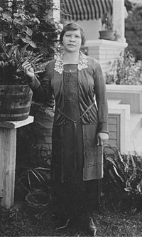 Portrait of Charlotta Bass, Providence ( ), ca. 1901-1910 (scl-mss064-0451~1) retouched.jpg