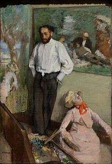 French painter (1844-1914)