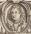 Portrait of Isabella Parasole - Teatro delle Nobili et Virtuose Donne..., title page (recto) MET DP358053 (cropped).jpg