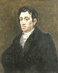 Portrait von José Pío de Molina