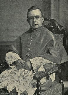 William Walsh (archbishop of Dublin) Catholic prelate, first chancellor of the NUI