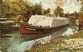 Postcard of cotton barge on Buffalo Bayou, Houston, Texas (10001287).jpg