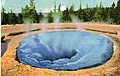 Postcard of the Morning Glory Pool at Yellowstone National Park - NARA - 23811957 (page 1).jpg