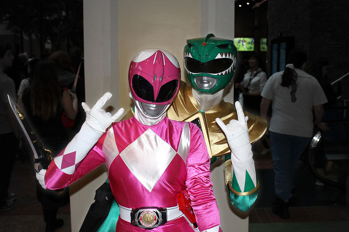 Mighty Morphin Power Rangers - Wikipedia, la enciclopedia libre