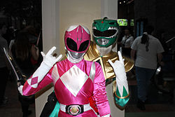 Mighty Morphin Power Rangers - Wikipedia f2e3c2d1ccf5