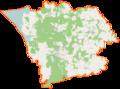 Powiat goleniowski location map.png