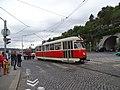 Průvod tramvají 2015, 16a - tramvaj 5001 a 6006.jpg