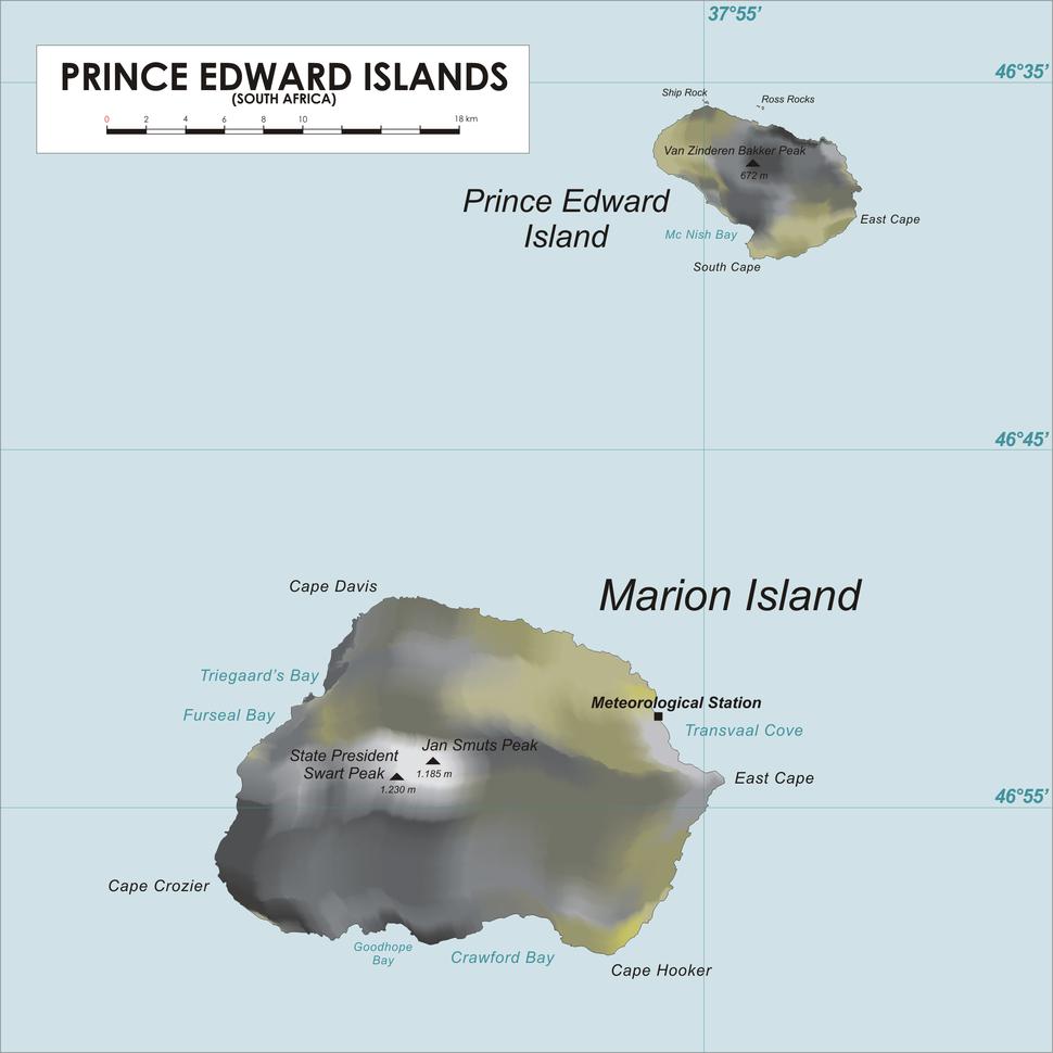PrEdwIsl Map
