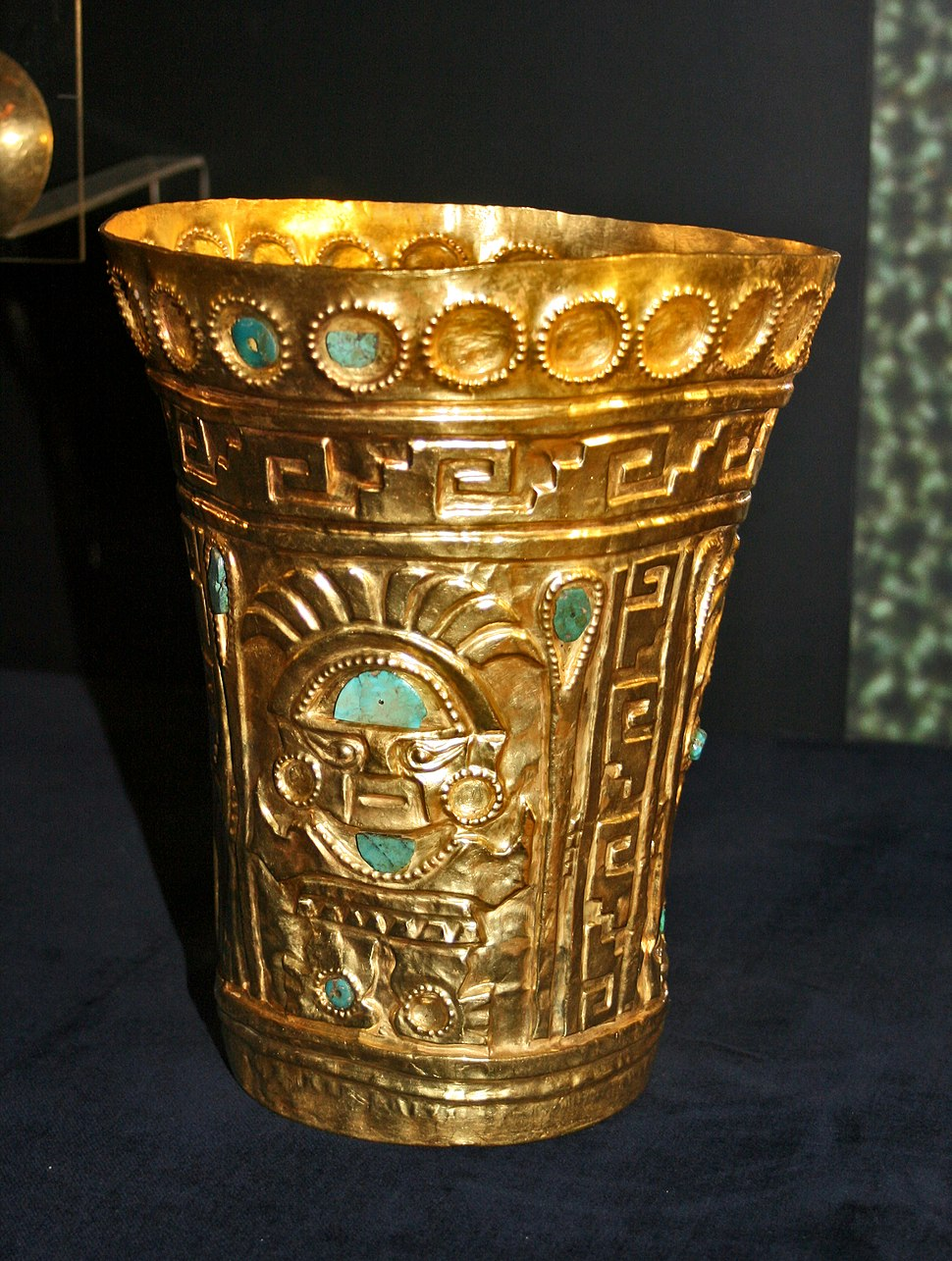 Prague Inka Gold exhibition 27