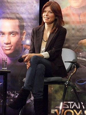 Ezri Dax - Nicole de Boer in 2013