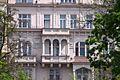 Praha, Vinohradská, balkóny.jpg