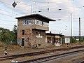Praha-Holešovice zastávka, stavědlo Bubny.jpg