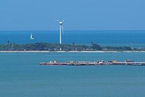 Economy of Brazil - Renewable energy in Fortaleza.