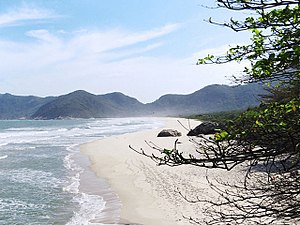 Grumari - Image: Praia de Grumari