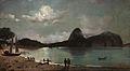 Praia do Botafogo by Eduardo de Martino 1870.jpg