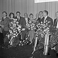 Premiere van de verzetsfilm De Overval in Tuschinski, Bestanddeelnr 914-6330.jpg