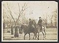 President & Mrs. Roosevelt on horseback LCCN2013651279.jpg