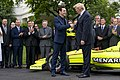 President Trump and the Indy 500 Winner (48051693496).jpg