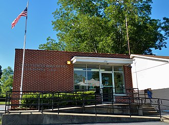 Preston, Georgia - Image: Preston, GA Post Office (31824)