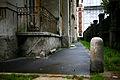 Primo quartiere popolare via Solari Balcone originale.jpg