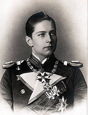 Prince Adalbert of Prussia (1884–1948) - Image: Prince Adalbert of Prussia (1884–1948)
