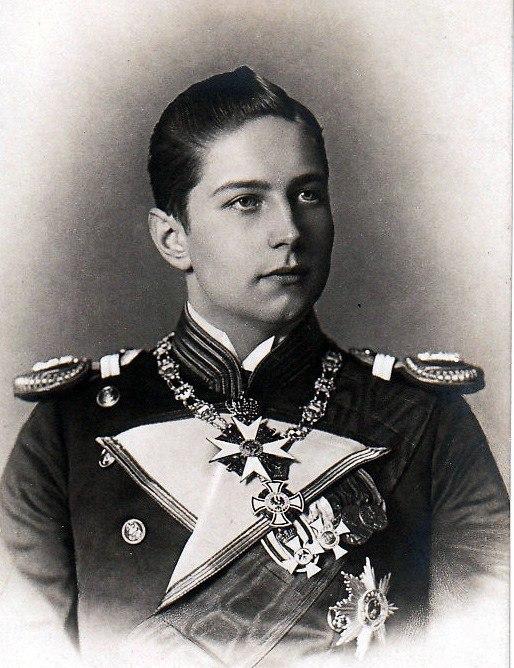 Prince Adalbert of Prussia (1884%E2%80%931948)