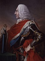 James Francis Edward Stuart, Jacobite claimant between 1701 and 1766