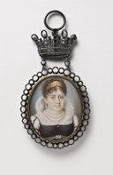 Prinsessan Sofia Albertina (1753-1829) (Eric Reuterborg) - Nationalmuseum - 36624.tif