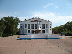 Priozersk Central Square.JPG