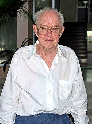 Eugene Parker - Eugene Parker in 2007