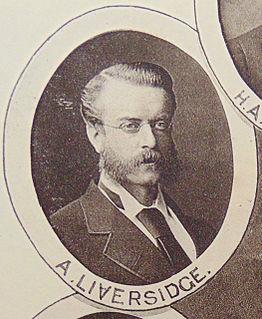 Archibald Liversidge